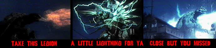 More monster battling...